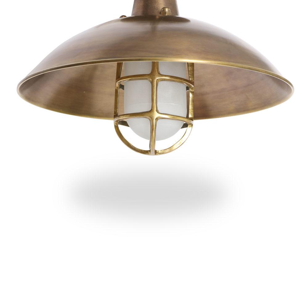 Galley Light Semi Flush Ann Morris Custom Lighting